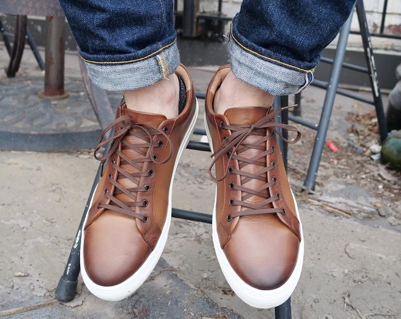 thursday toffee sneaker