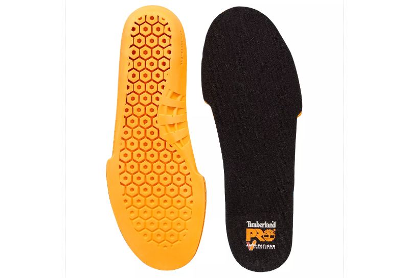 Timberland Pro is the Best work boot insole with Anti fatigue technology