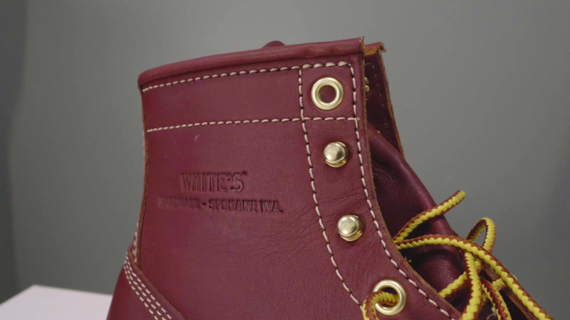 Whites Perry Leather New