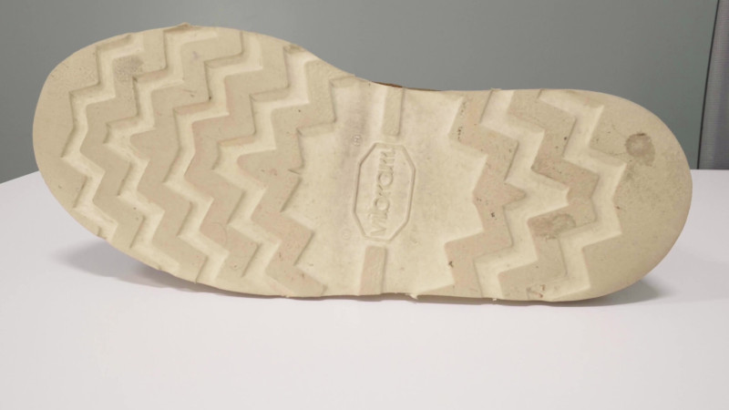 Whites Perry Vibram Wedge Sole in White