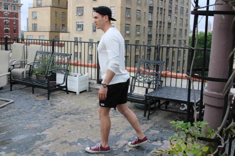 Rhythm Classic Jam Shorts Walking