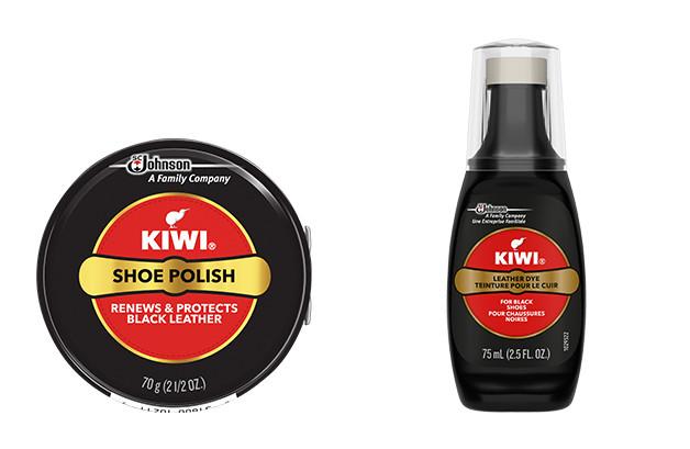 Popular Kiwi products to darken leather