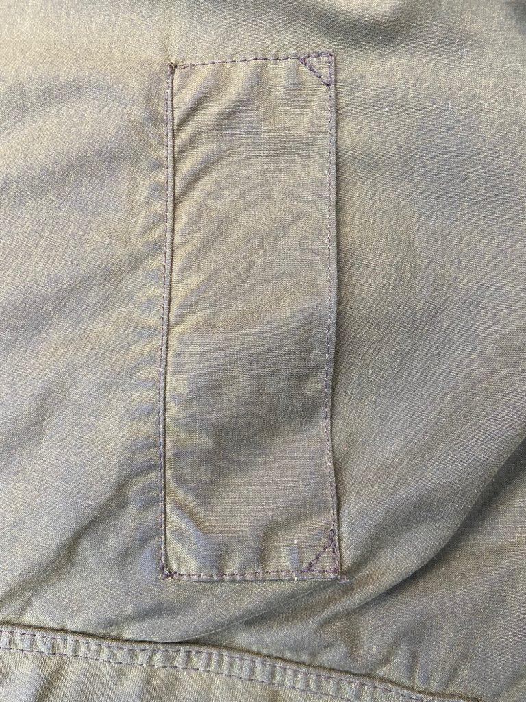 barbour bedale jacket pocket