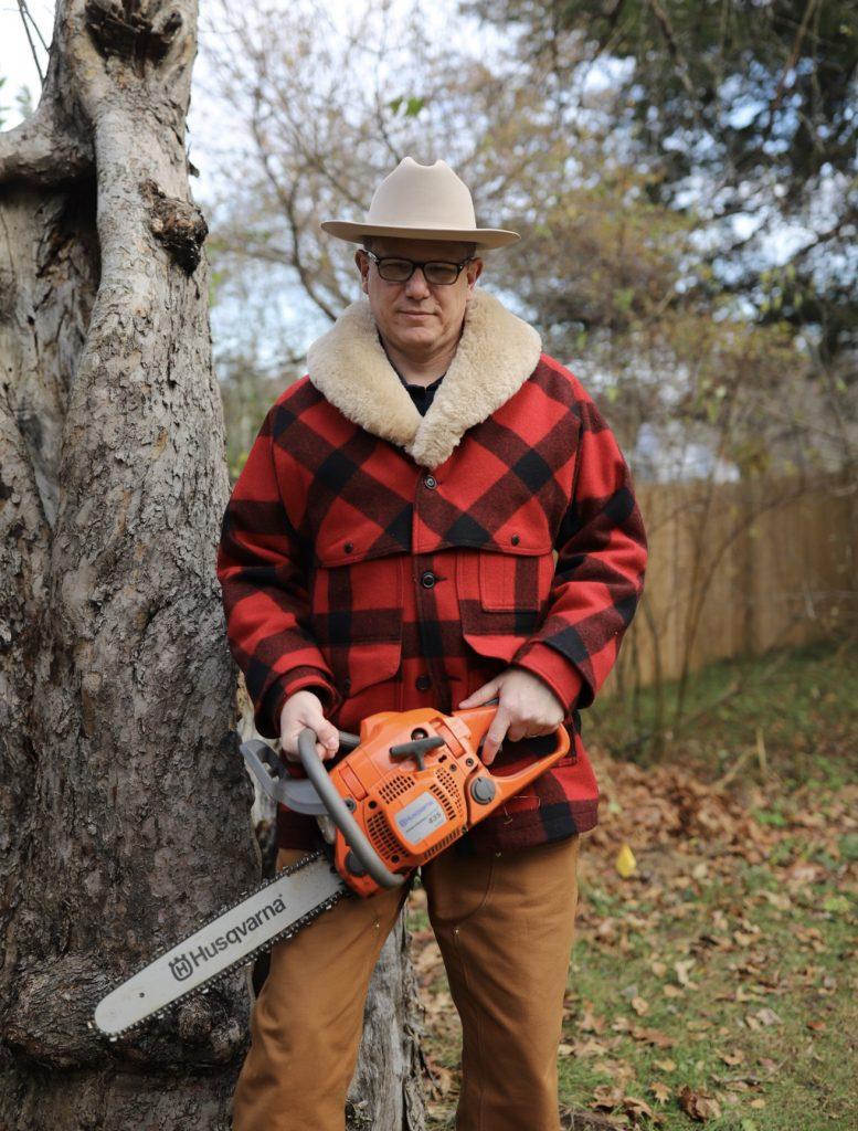 filson packer coat lumberjack