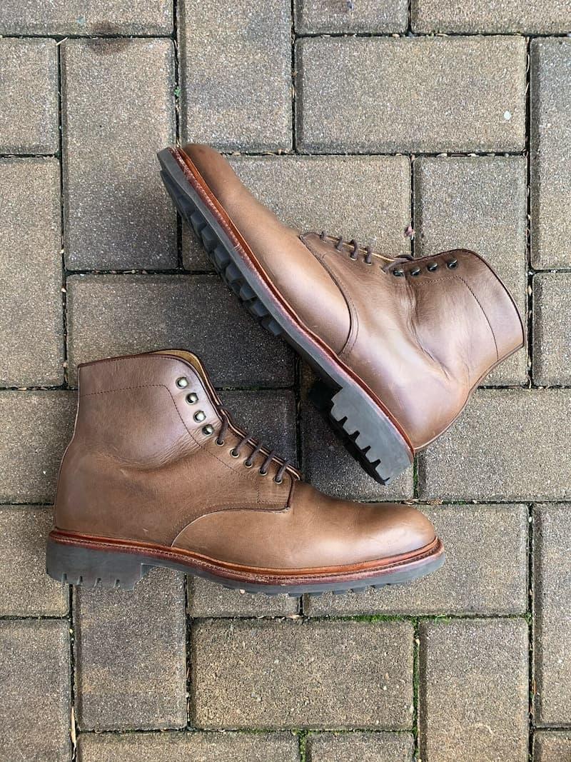Gabriel's Meemin Chromexcel Service Boots