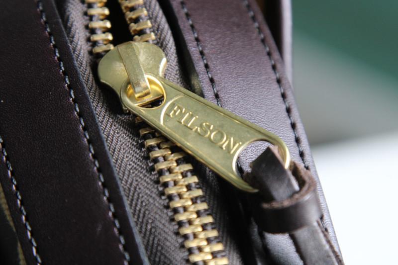 Filson Rucksack Zipper