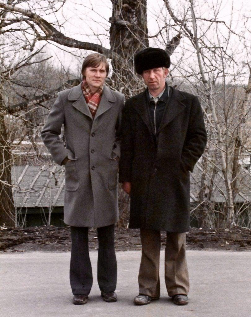 soviet men's fashion
