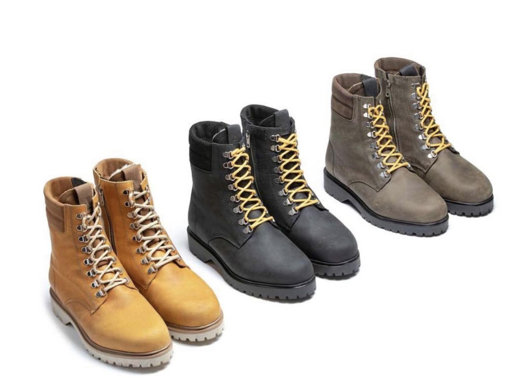 anfibio winter boots