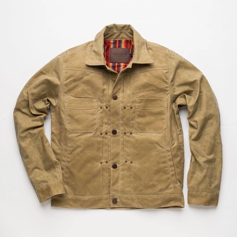 freenote cloth rider jacket