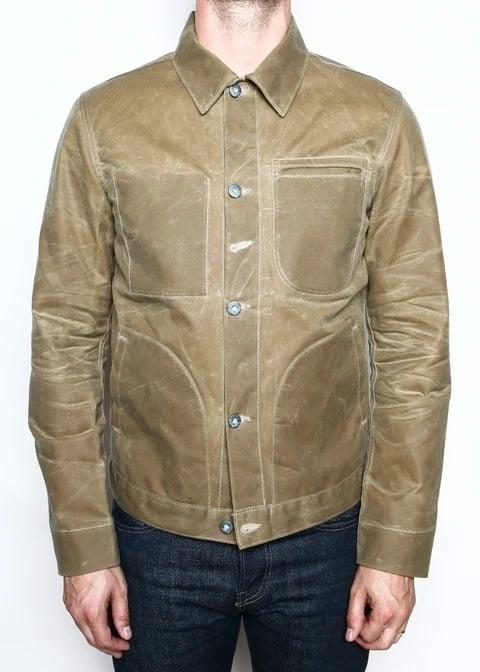 rogue territory supply jacket tan